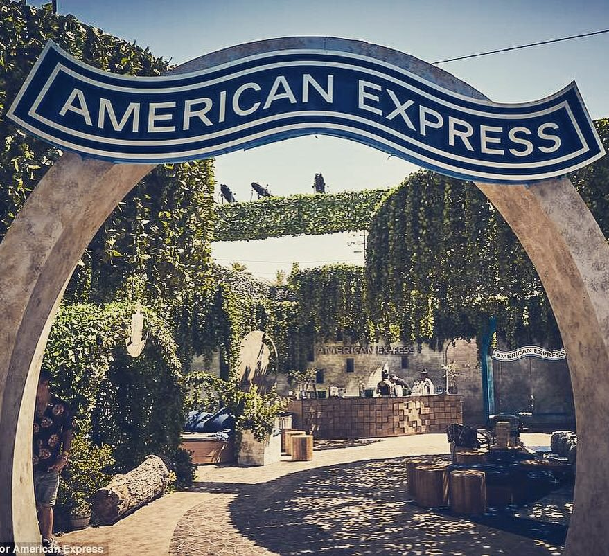 American Express at Coachella