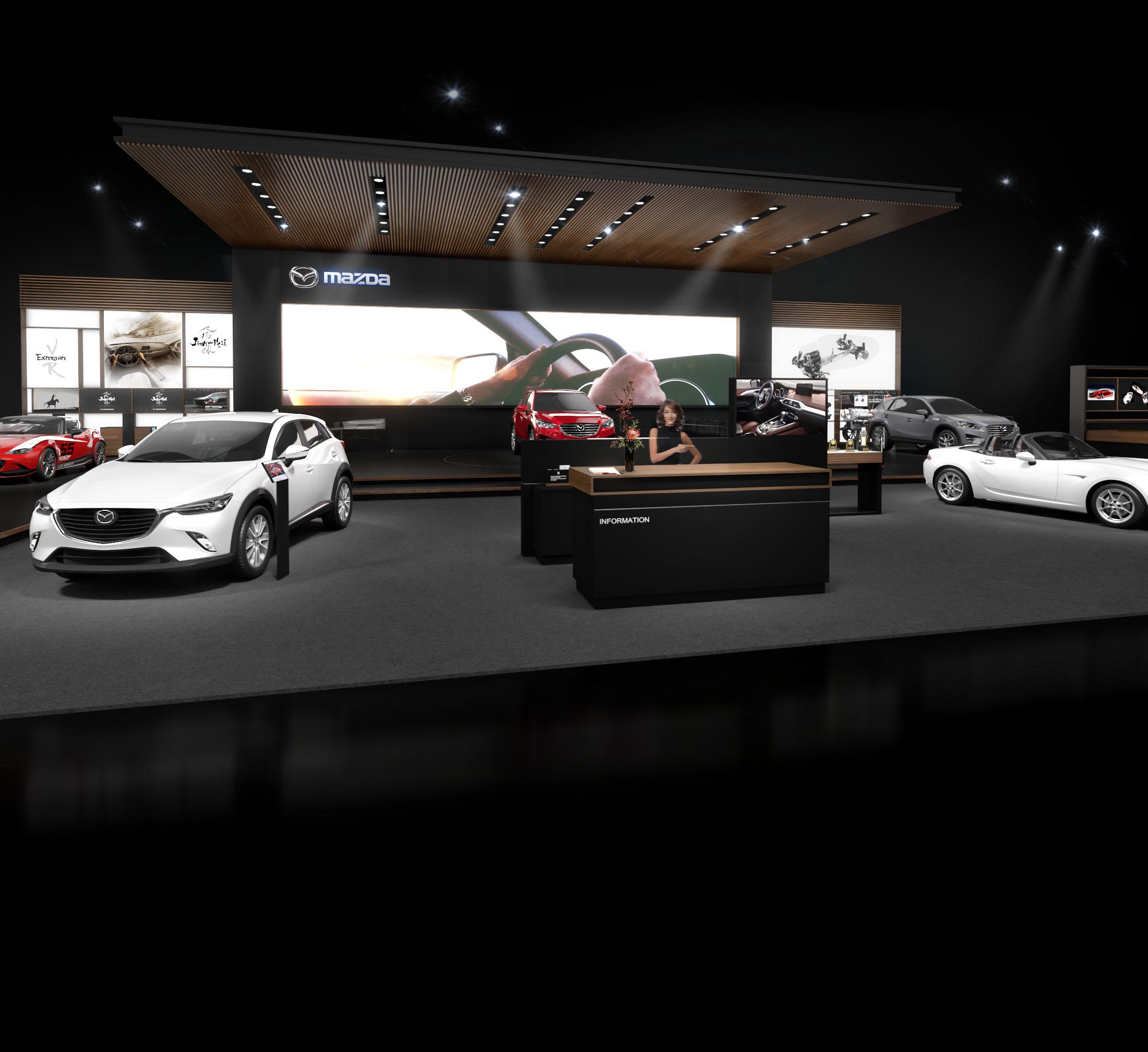 Mazda Auto Shows